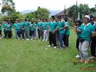 Bali Team Building Dangdut-romantic