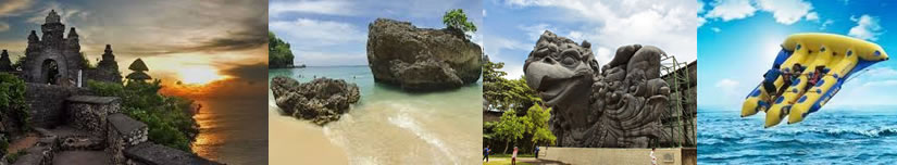 Paket Kuta Bali Wonderland 3 - 3D/2N