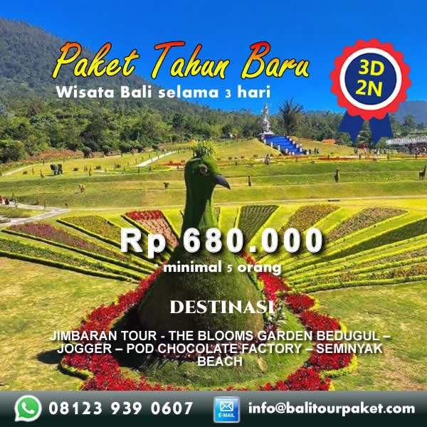 Paket Tour Bali Murah dan Harganya